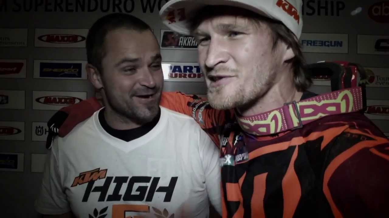 Make It Five - Taddy Blazusiak SuperEnduro Champion 2014