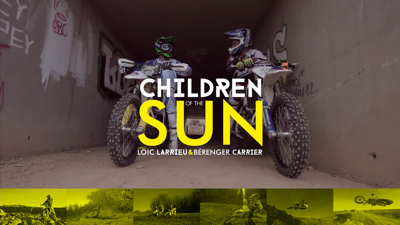 Children of the sun !