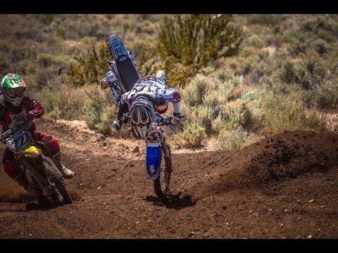Kompilacja wypadków motocrossowych