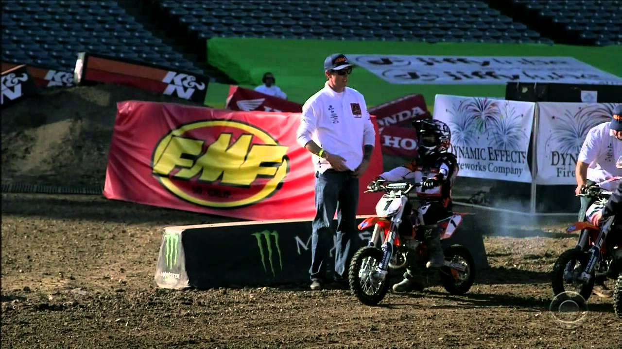 Supercross Behind the Dream Episode 4