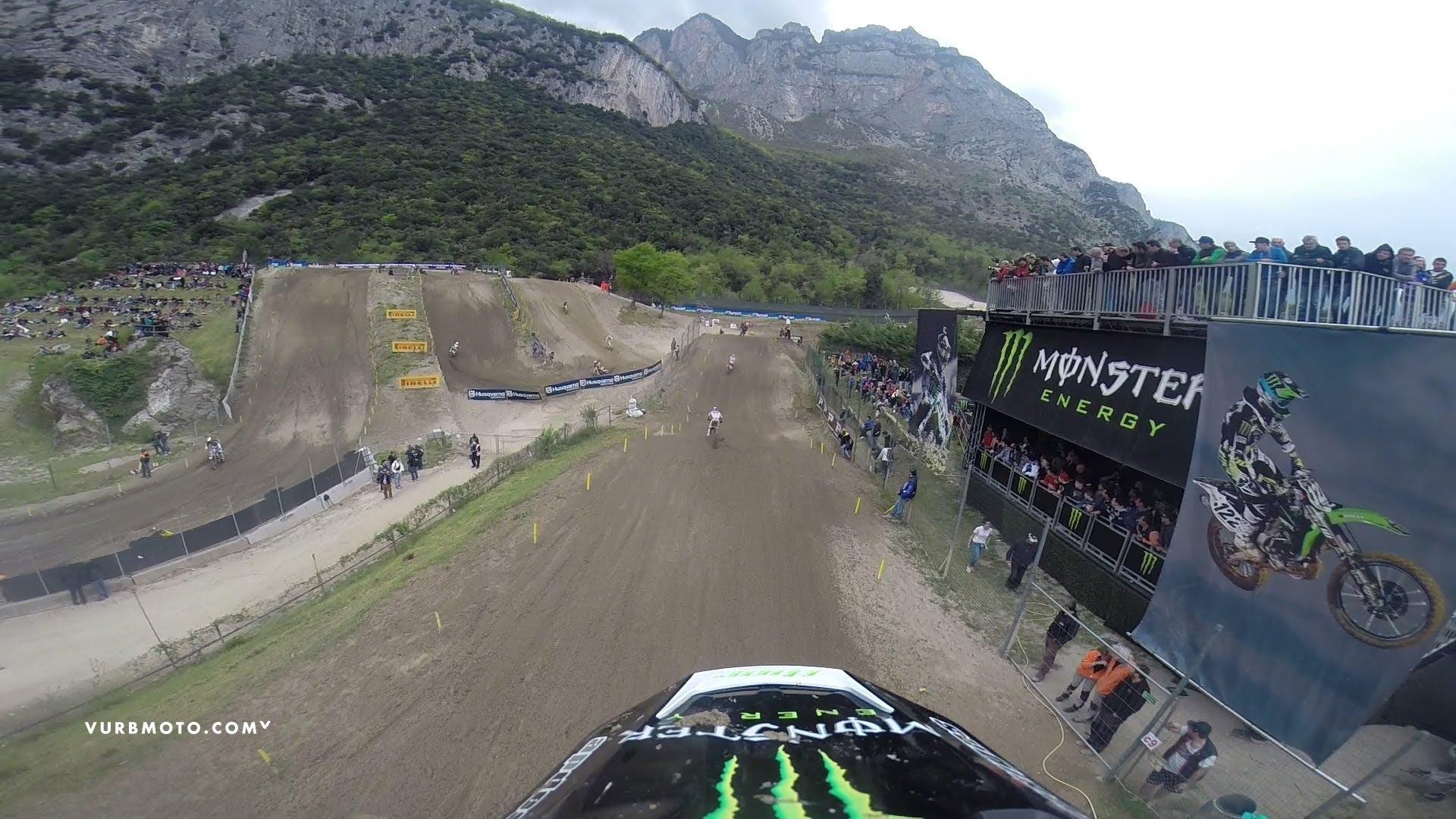 2014 MXGP Trentino GoPro: Thomas Covington