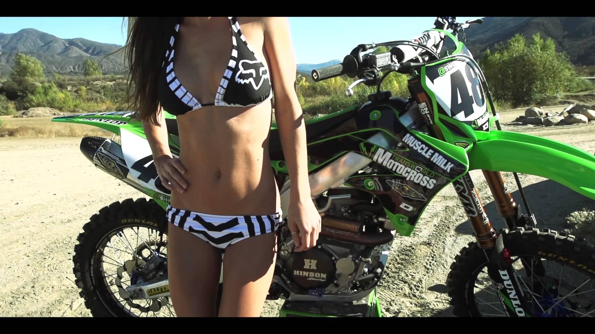 Dominique Storelli | Pin-Up Video
