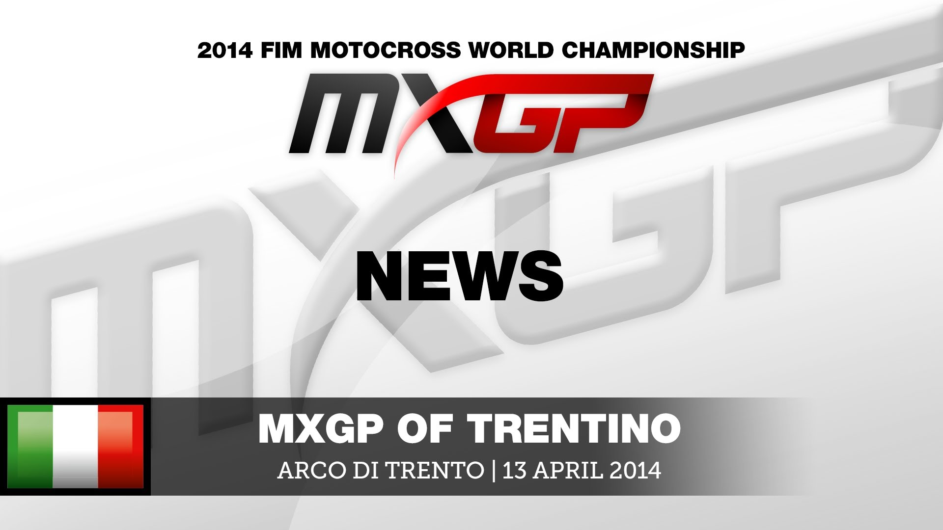 MXGP of Trentino 2014 Highlights