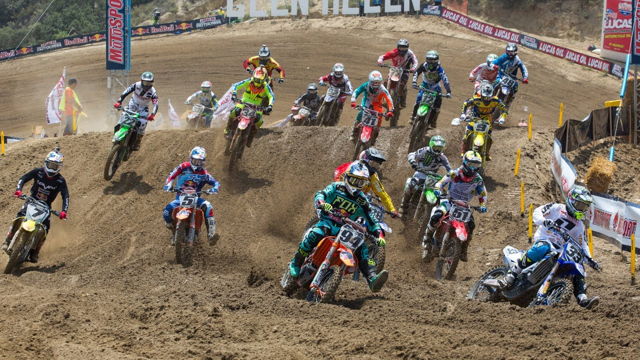 2014 RED BULL GLEN HELEN NATIONAL RACE - Hightlights + wyniki