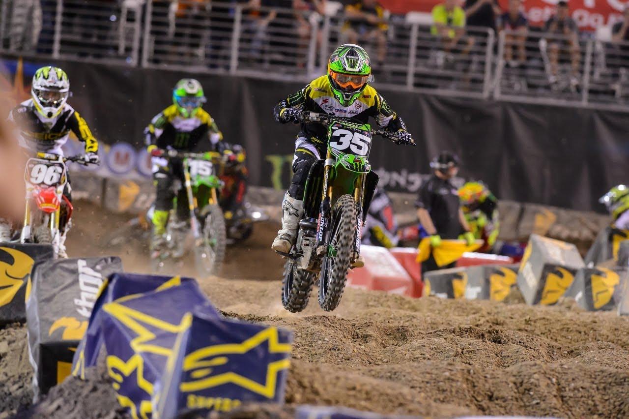 Dirt Shark- 2014 Las Vegas Supercross