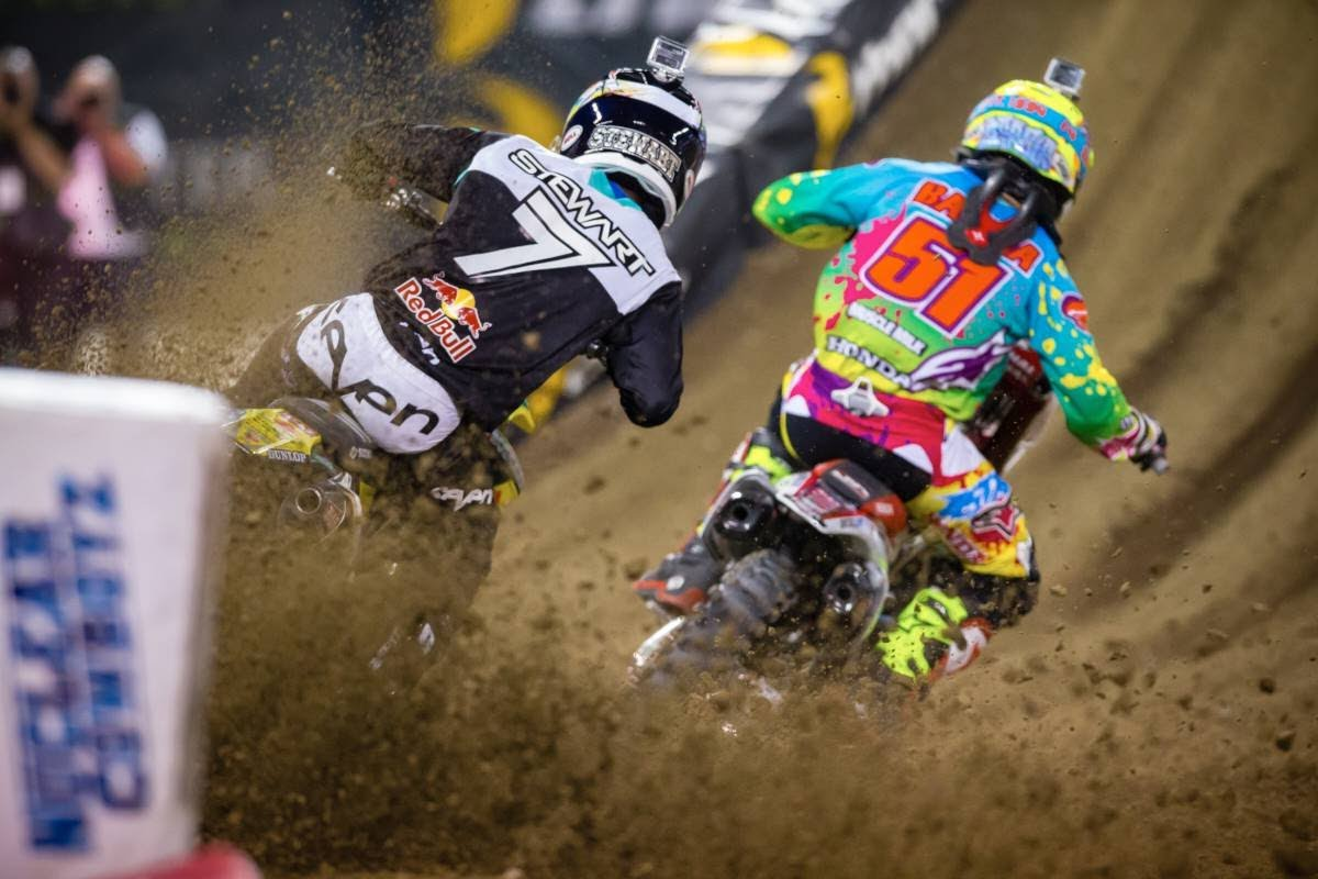 James Stewart & Justin Barcia Tribute