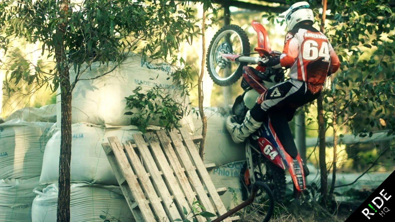 Kye Anderson: Extreme Enduro