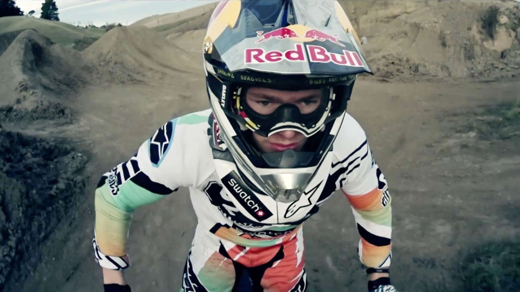 Levi Sherwood - Freestyle Stunts in New Zealand