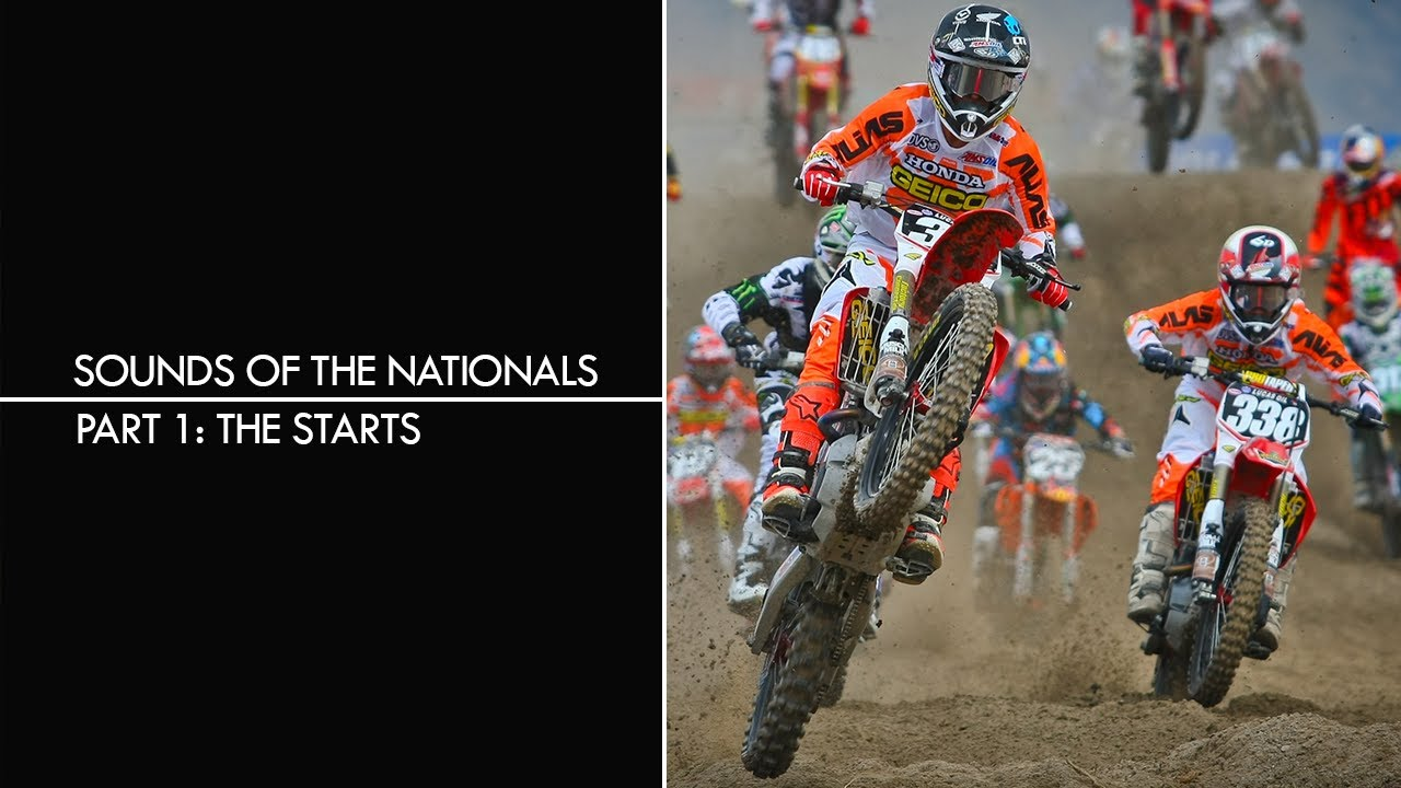 Sounds Of The Nationals (Lucas Oil Pro Motocross)