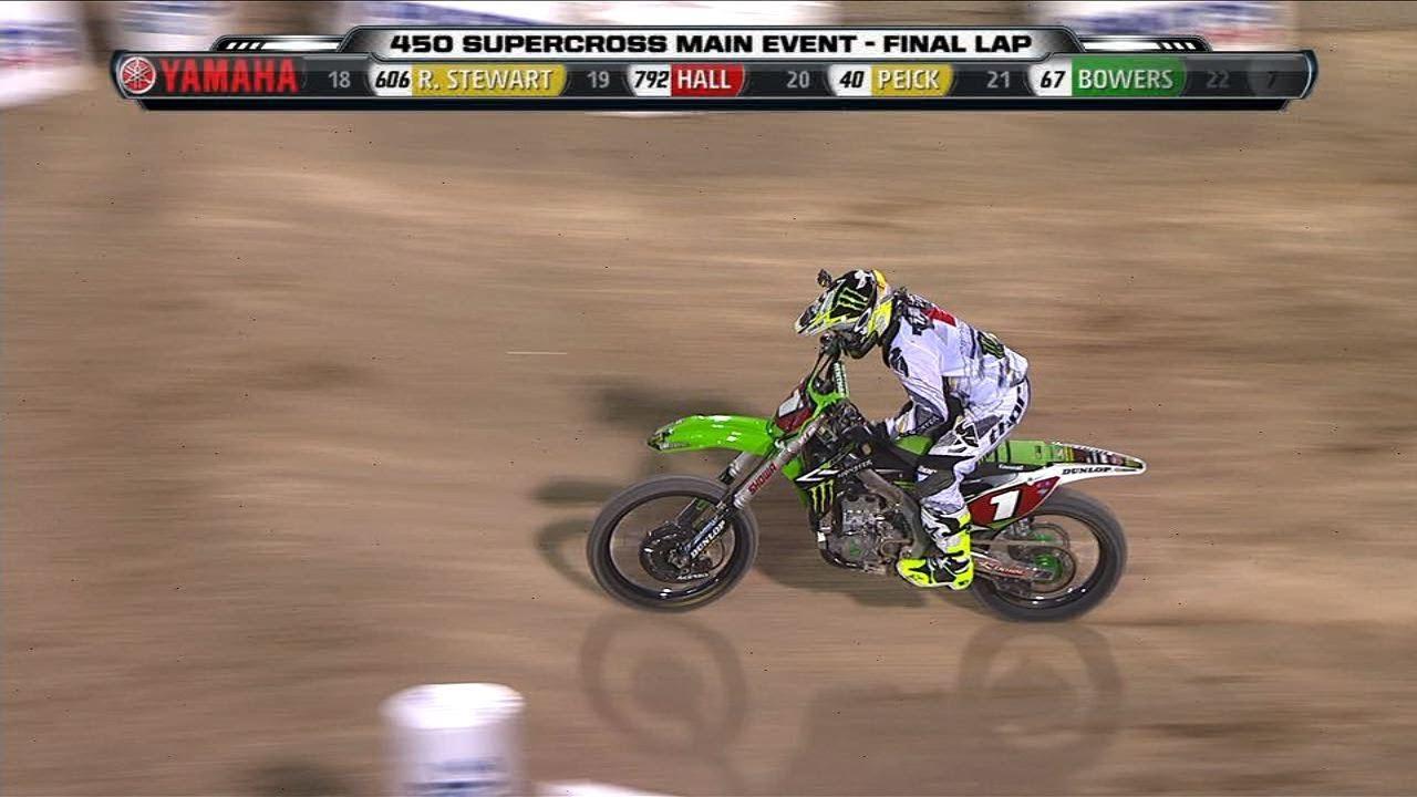 Supercross Las Vegas: Villopoto wygrywa!