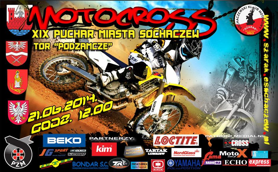 XIX Puchar miasta Sochaczew - Motocross