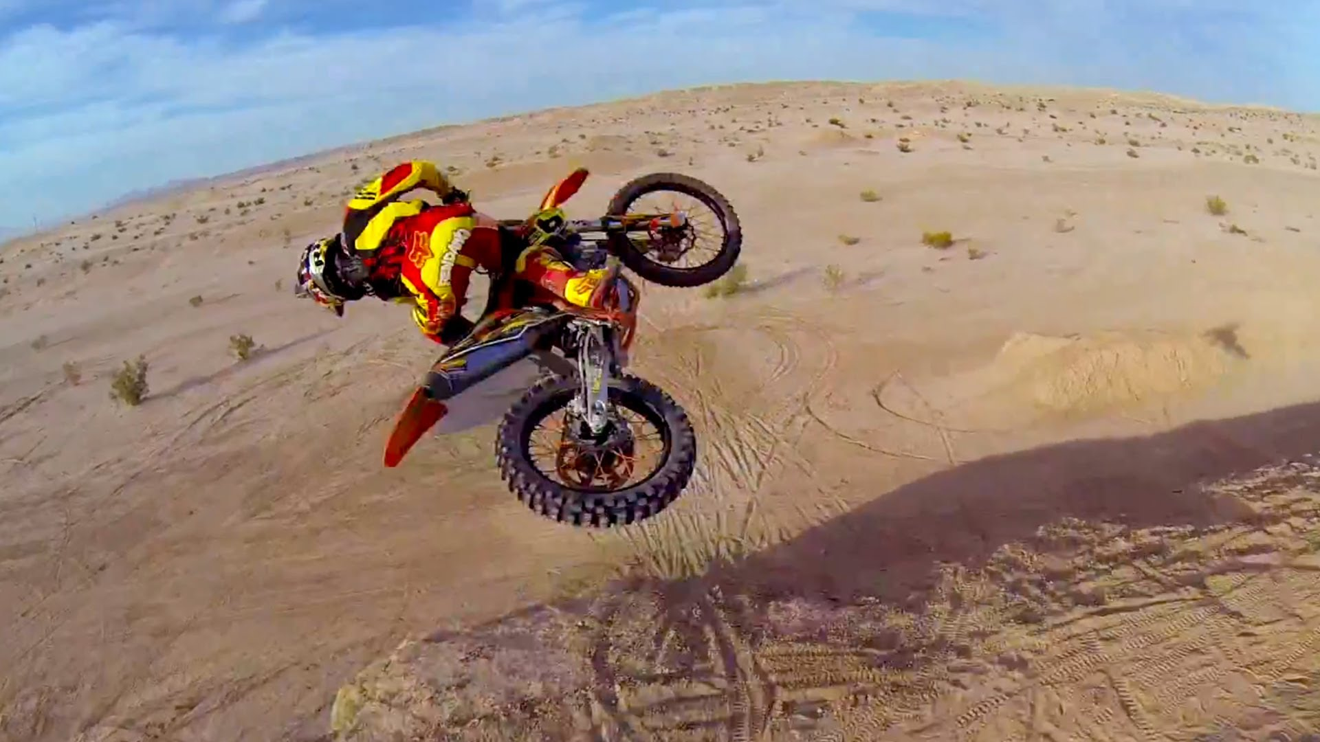 GoPro: Desert Freeride with Ronnie Renner