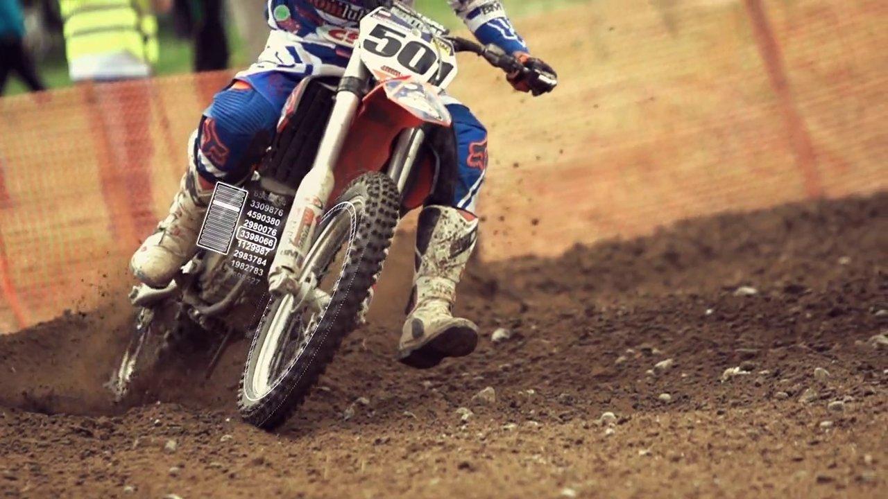 Motocross - Rosówek 2014r.