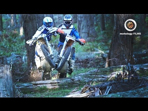 Motology - KTM vs Husqvarna 500cc!