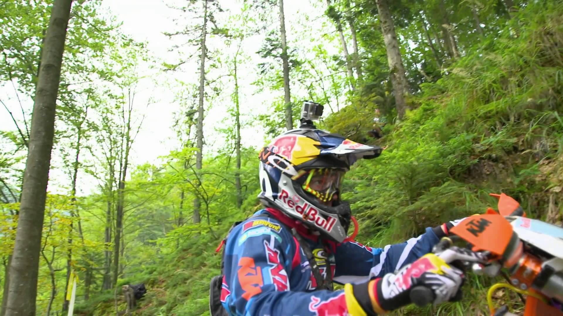 Hard Enduro Race: Day 2 - Red Bull Romaniacs 2014