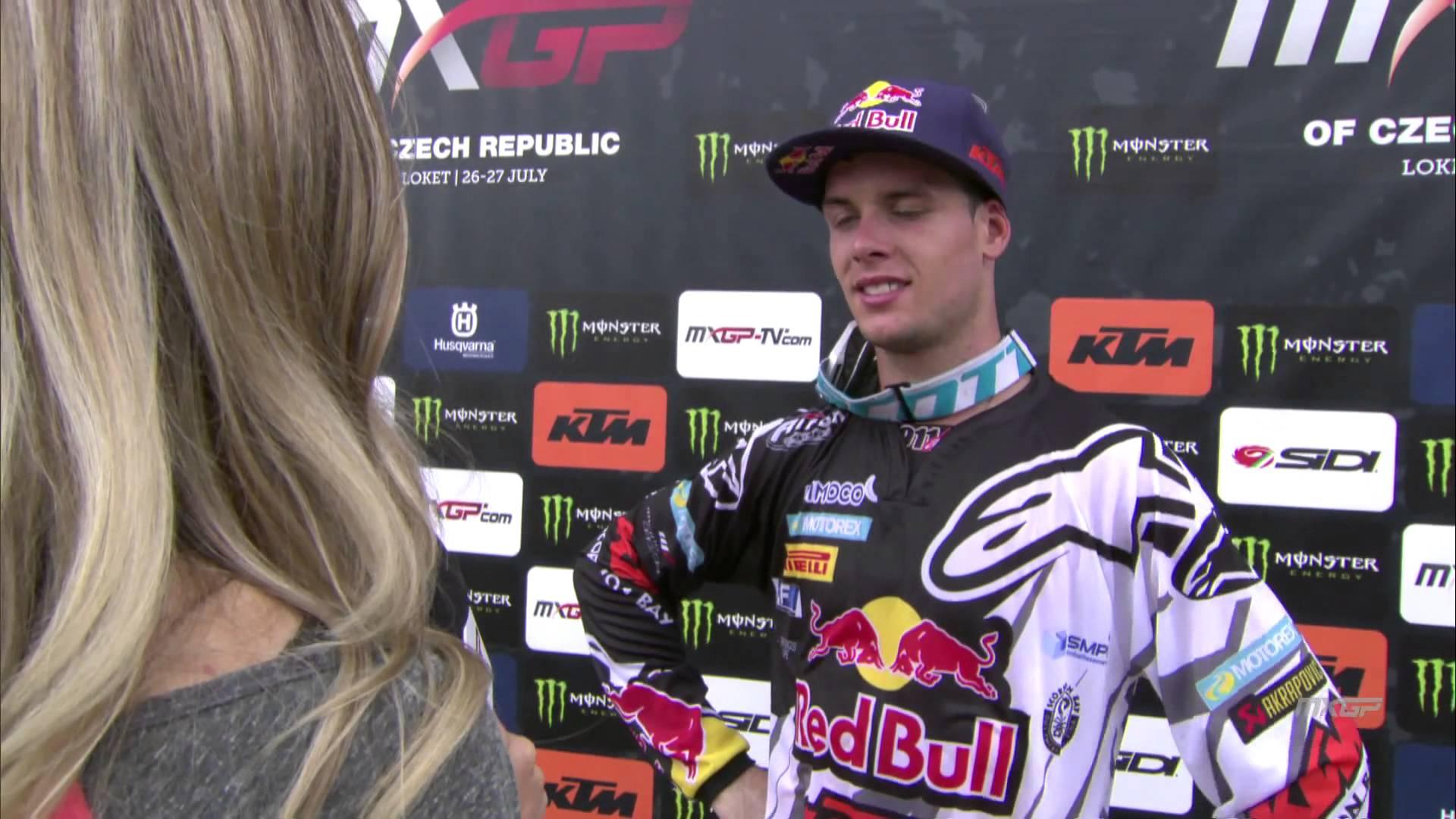 MXGP of Czech Republic 2014 Highlights