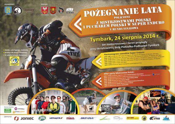 Mistrzostwa Polski i Puchar Polski Super Enduro 2014 V runda - finałowa