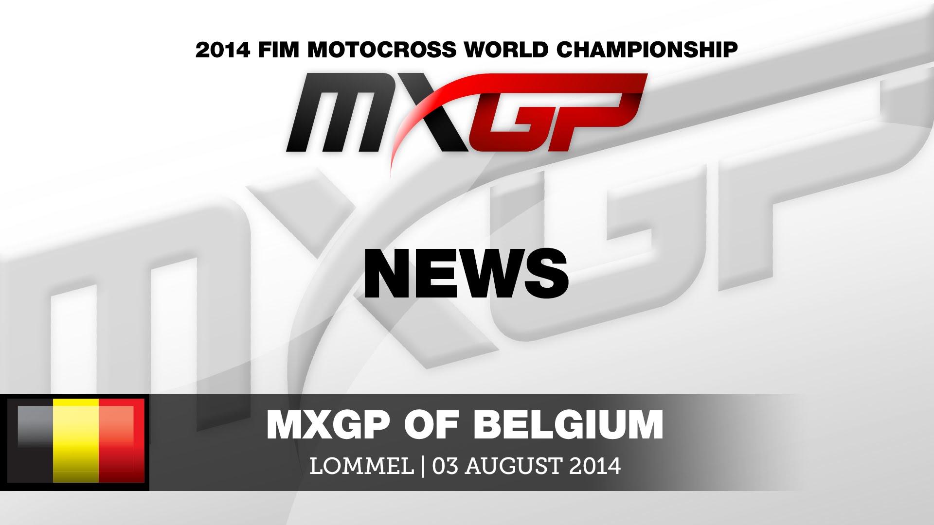 MXGP of Belgium 2014 - Highlights