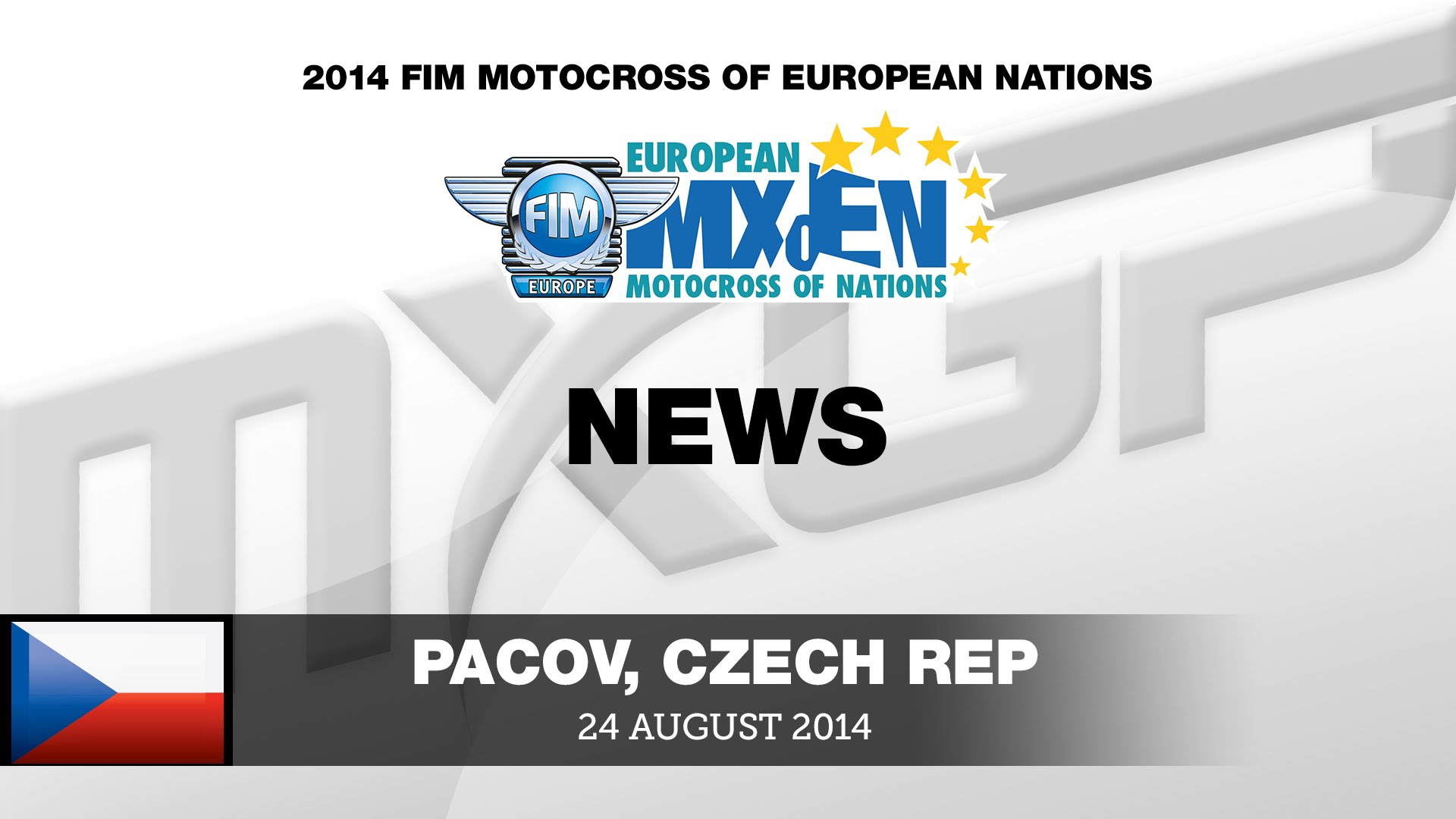 MXoEN 2014 Highlights - FIM Motocross of European Nations