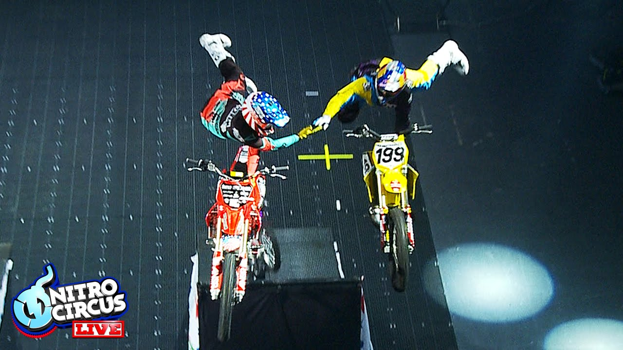 Travis Pastrana wraca do jazdy! | Nitro Circus Uncovered | Episode 3