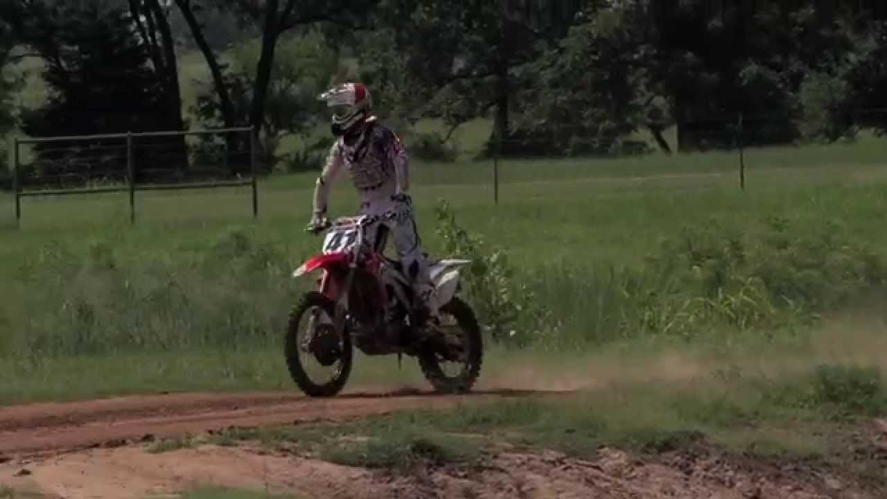 Trey Canard Summer MX 2014