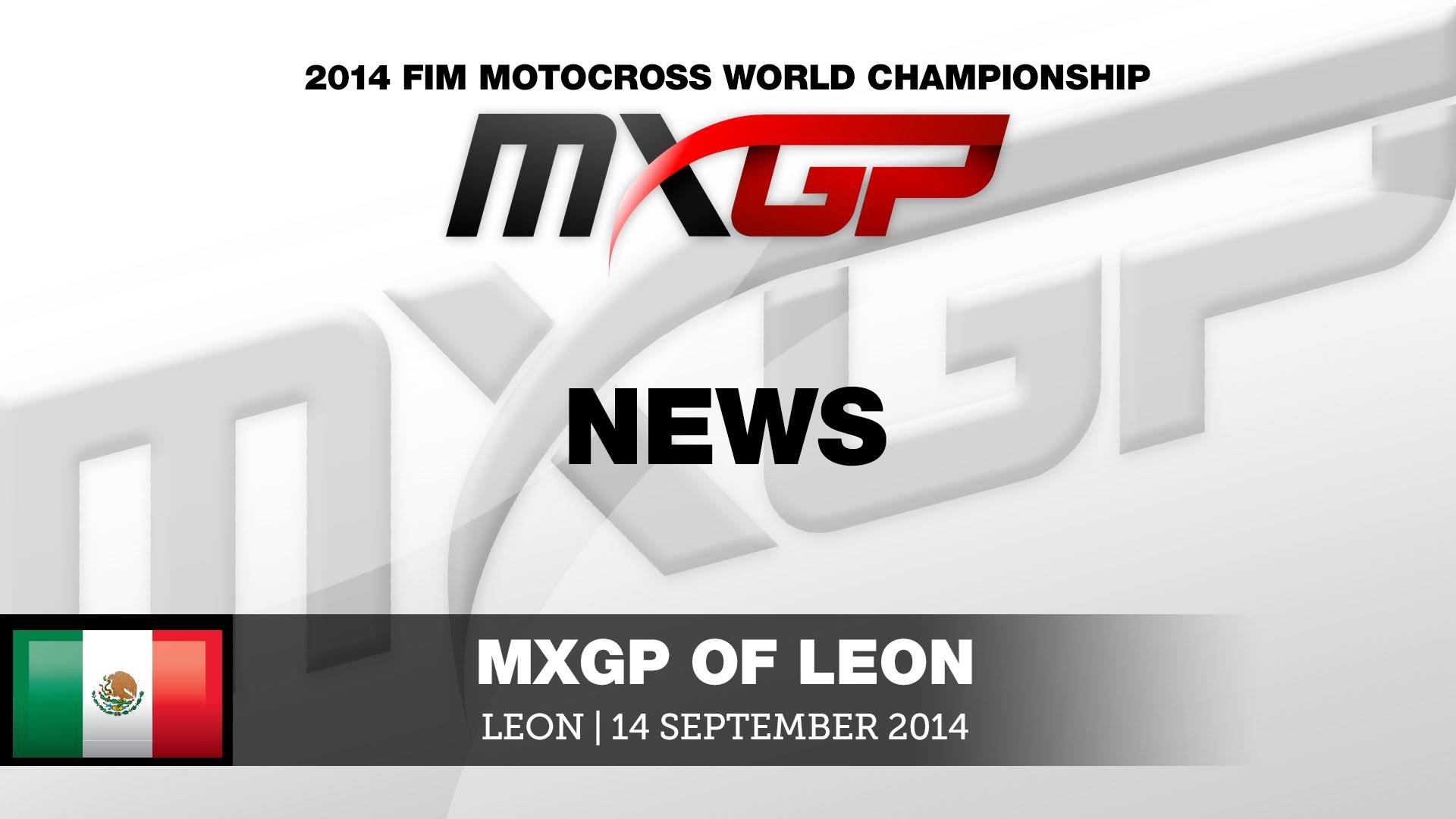 MXGP of Leon 2014 Highlights - Motocross