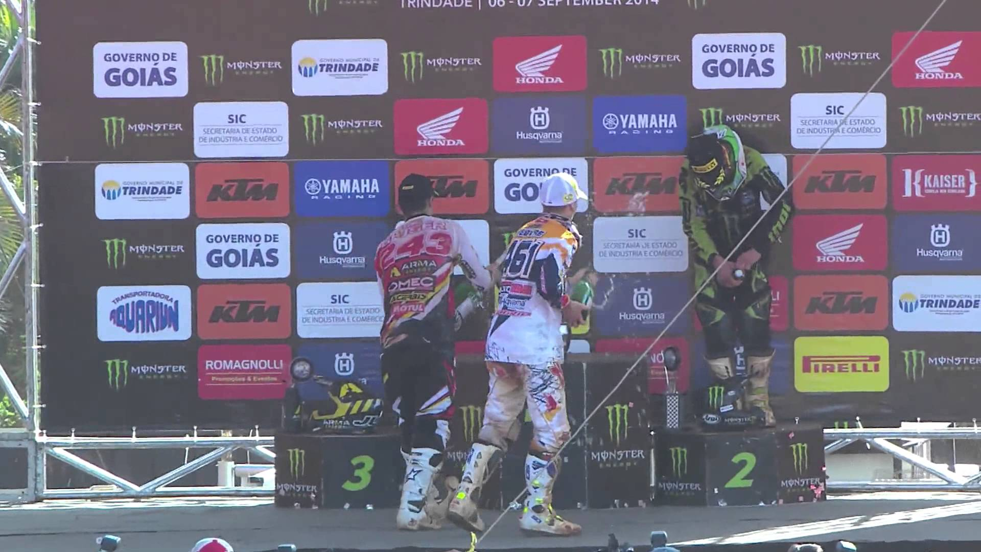 MXGP of State of Goias 2014 Highlights