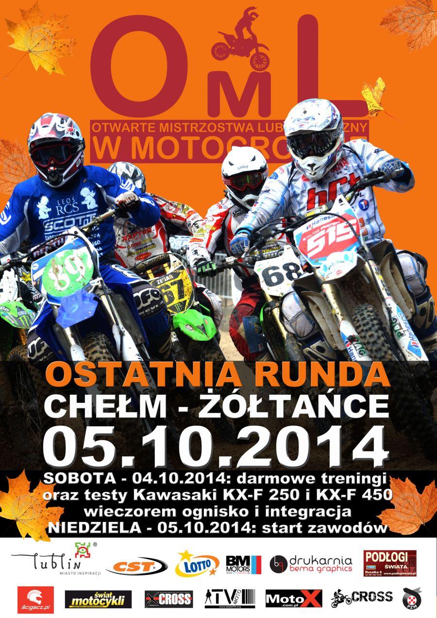 Finałowa runda OML 2014