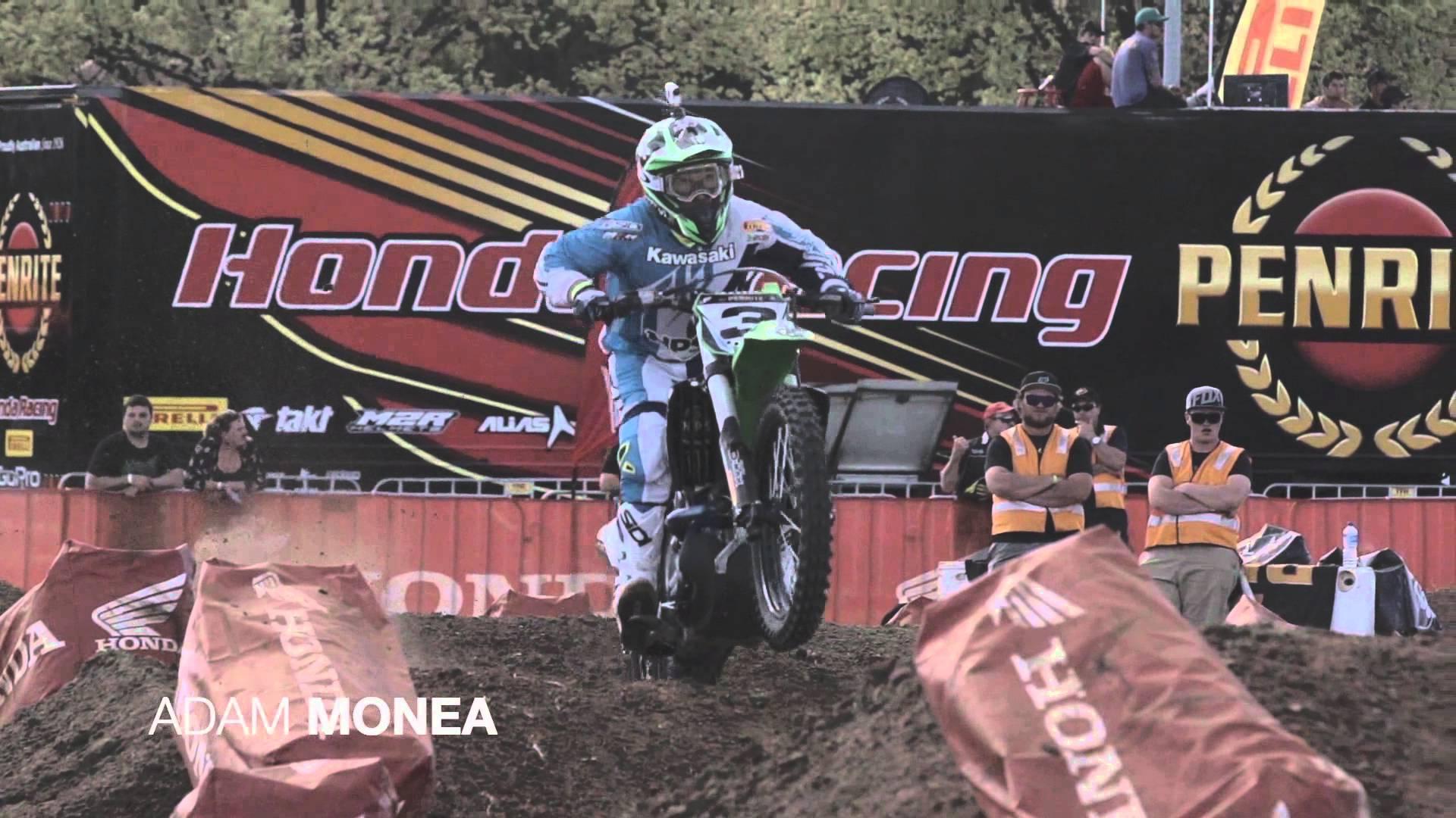 2014 Australian Supercross Highlights