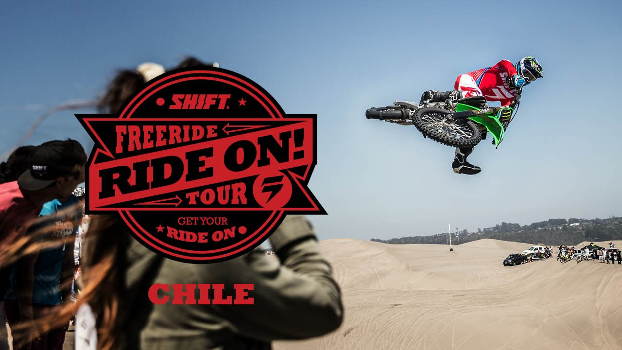 2014 Shift Ride On Tour - Chile