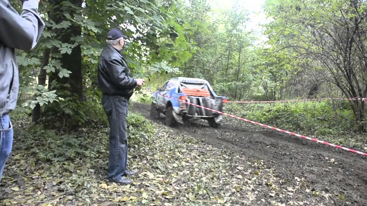 Master Race - Mistrzostwa Polski i Puchar Polski w Rajdach Samochodów Terenowych - Nowy Sącz 2014