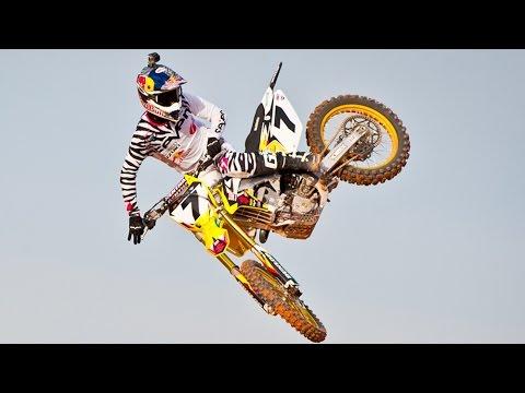James Stewart - przygotowania do sezonu Supercross