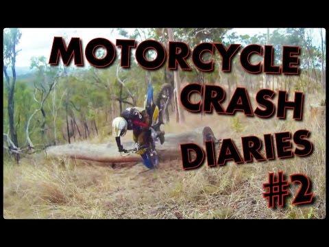 Kompilacja najgorszych wypadków Enduro i Motocross