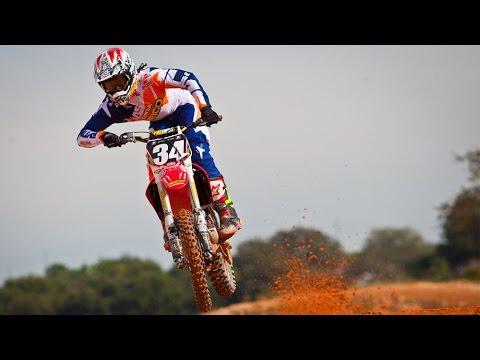 Malcolm Stewart - trening Supercross