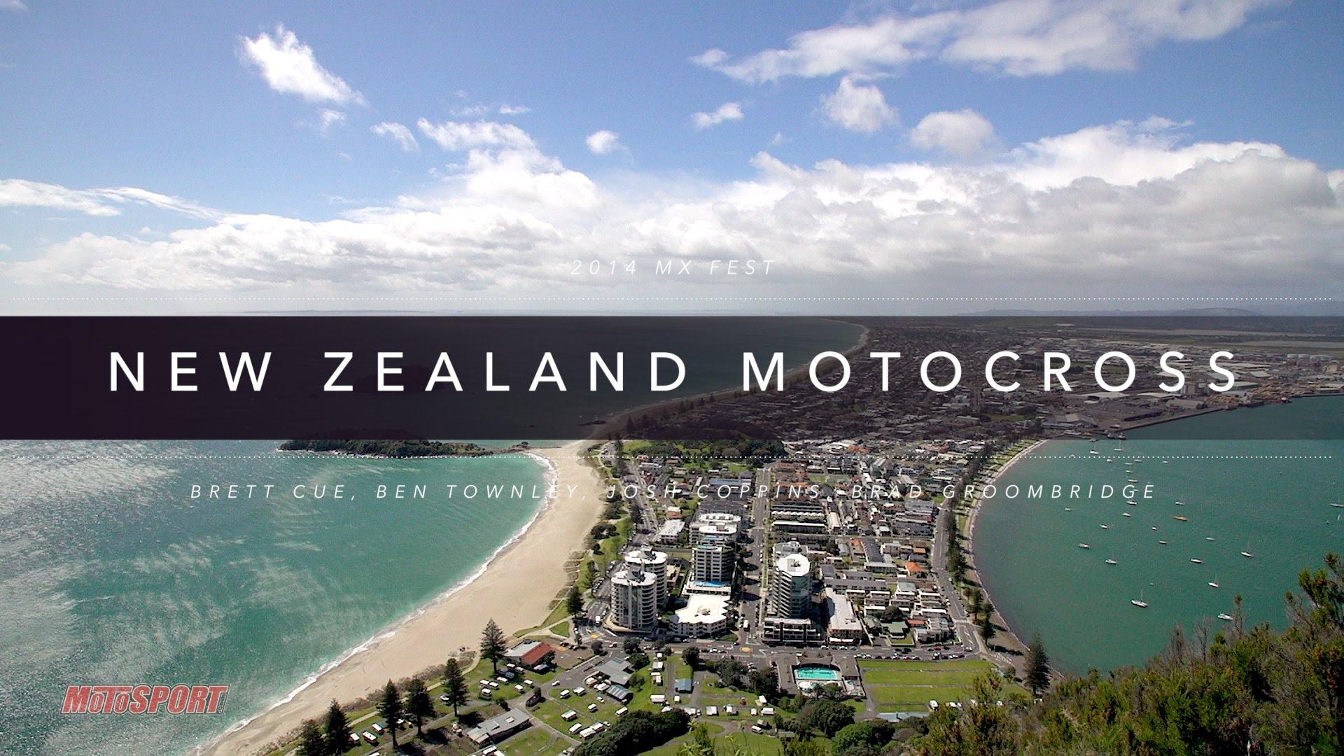 Motocross w Nowej Zelandii