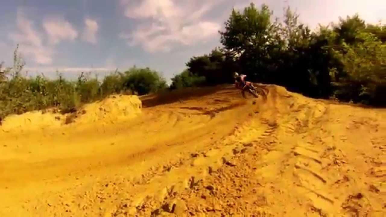 WASZE FILMY: Tor Bucze - Motocross