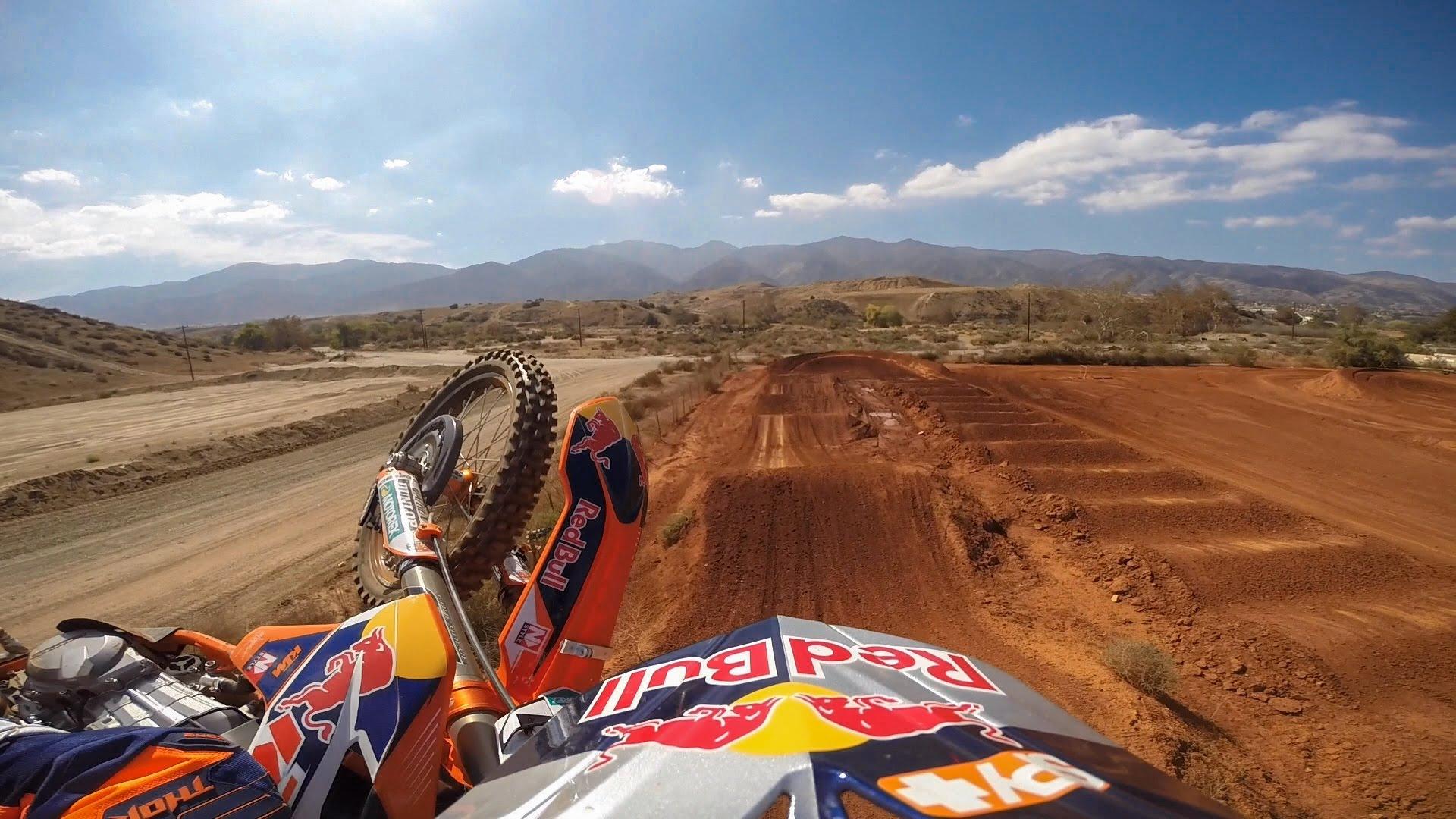 GoPro: Trening Supercross -  Justin Hill