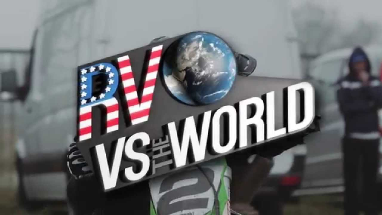 RV vs The World - Episode 1