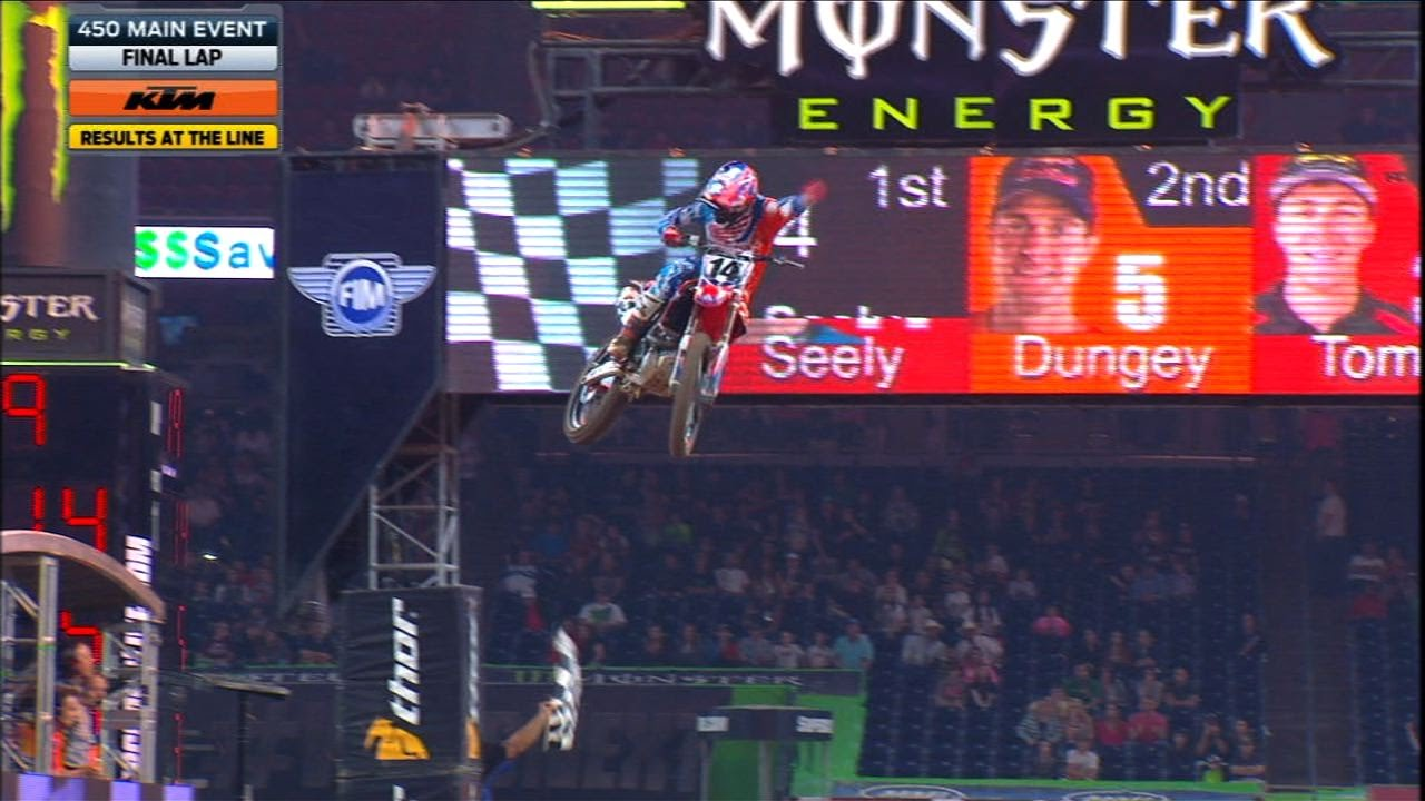 Supercross Houston 2015 - Highlights + wyniki