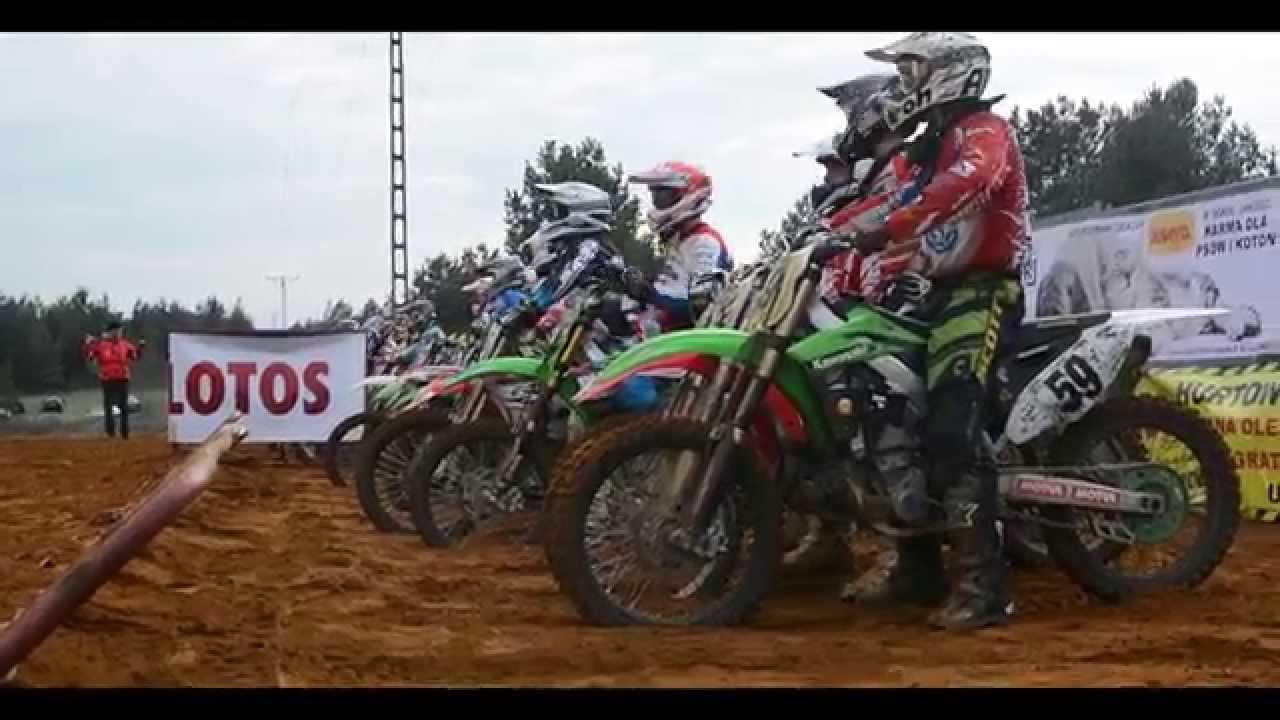 II Runda Mistrzostw strefy Polski Południowej w Motocrossie - 19.04.2015 Ostrowiec Świętokrzyski