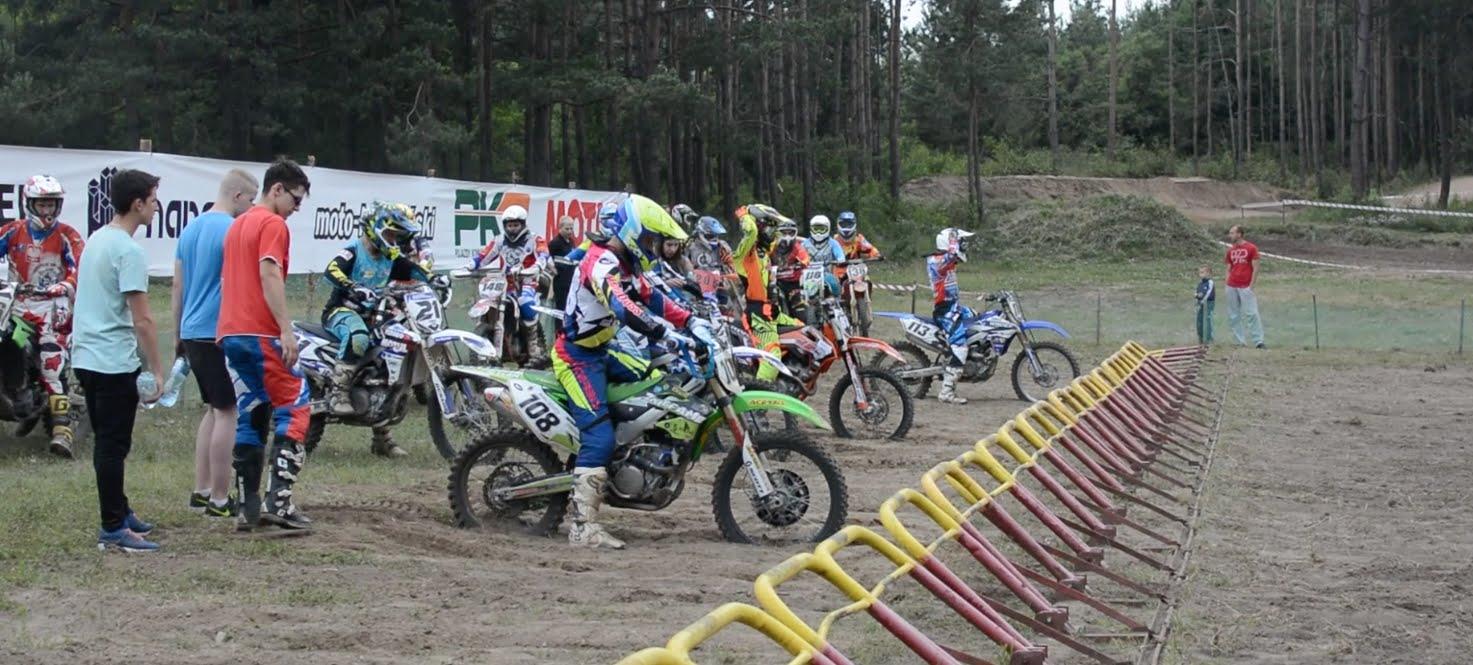 IV Runda Mistrzostw Strefy Polski Południowej w Motocrossie - Kowala 28.06.2015