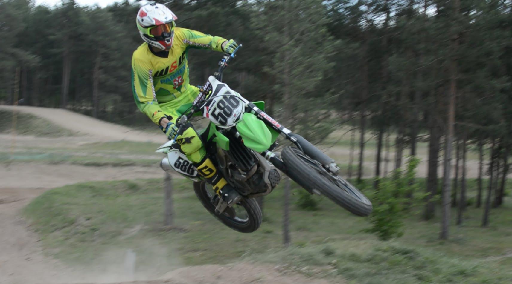 W&W Motocross Team - Łukasz Papierz, Mateusz Drobny - MXmagazine.pl