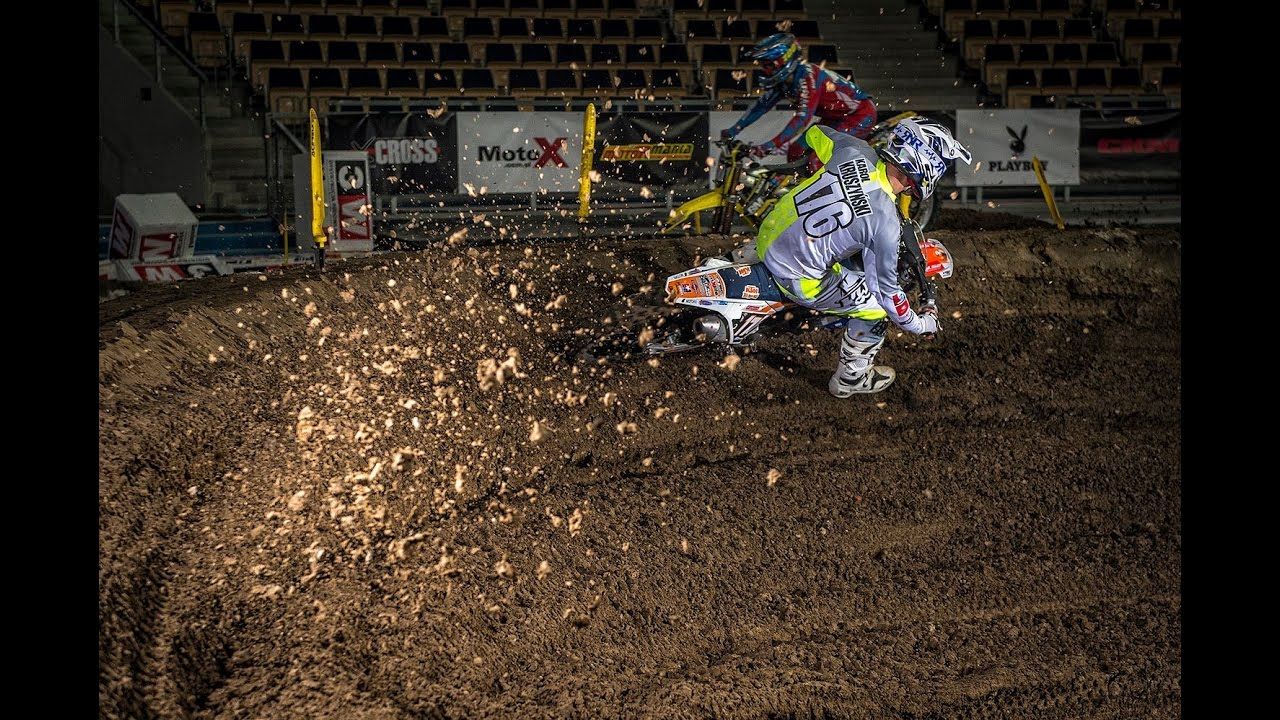 Best of Supercross King of Poland 2016 #KTM Warszawa