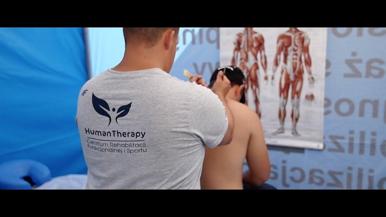 HumanTherapy Centrum Rehabilitacji Funkcjonalnej i Sportu - PROMO