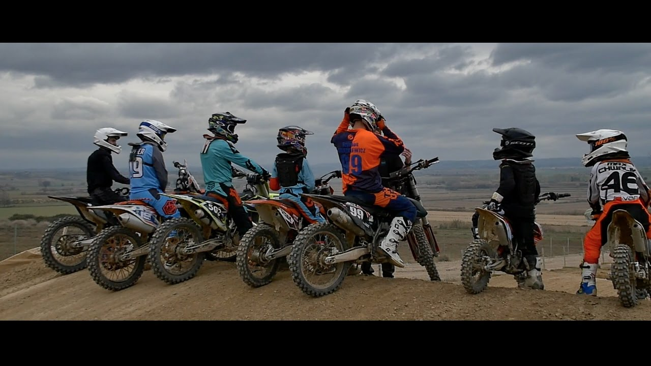 DUUST.CO Motocross Camp - Spain 2017 Trailer
