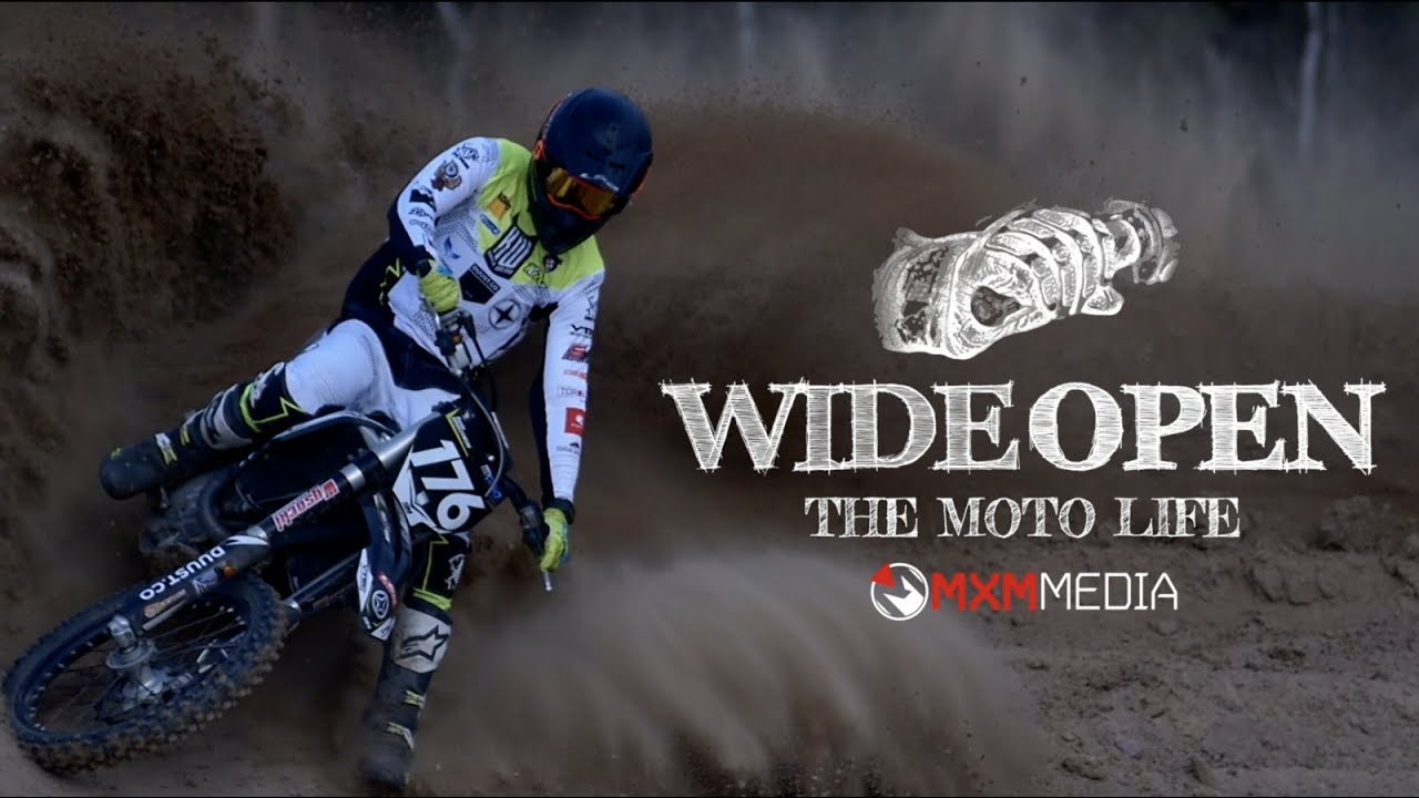 WIDEOPEN the MOTO Life official trailer