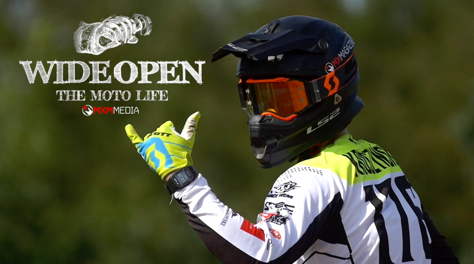 Full Movie - WIDEOPEN the MOTO Life by #MXMMedia